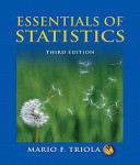 Essentials of Statistics Value Pack (Includes Mathxl 12-Month Student Access Kit & Tutor Center Access Code)