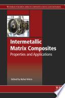 Intermetallic Matrix Composites