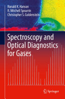 Spectroscopy and Optical Diagnostics for Gases Pdf/ePub eBook