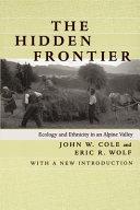 Pdf The Hidden Frontier