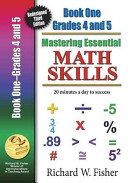 Mastering Essential Math Skills Book