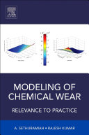 Modeling of Chemical Wear