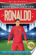 Ronaldo  Ultimate Football Heroes   Limited International Edition  Book