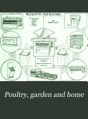 Poultry  Garden and Home