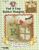 Fast and Easy Rubber Stamping