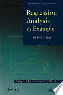 regression analysis by example 4th edition solution manual free download