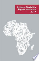 African Disability Rights Yearbook Volume 5 2017