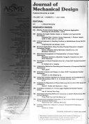 Journal of Mechanical Design Book