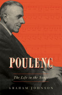 Pdf Poulenc: The Life in the Songs Telecharger