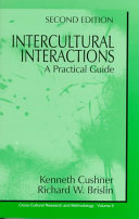 Intercultural Interactions