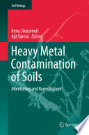 Heavy Metal Contamination of Soils