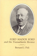 Ford Madox Ford and the Transatlantic Review