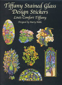 Tiffany Stained Glass Design Stickers