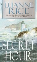 The Secret Hour Pdf [Pdf/ePub] eBook