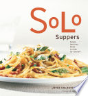 Solo Suppers Book
