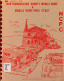 Northumberland County Mobile Home and Mobile Home Park Study