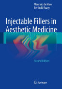 Pdf Injectable Fillers in Aesthetic Medicine Telecharger