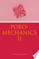 Poromechanics II