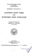 Eastern New York and Western New England