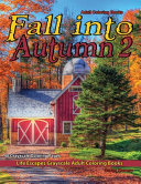 Adult Coloring Books Fall Into Autumn 2