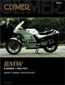 BMW K Series 1985 1997