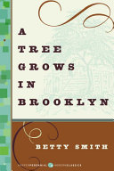Book cover of A Tree Grows in Brooklyn.