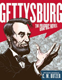Book cover of Gettysburg : the graphic novel