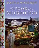 Book cover of The food of Morocco