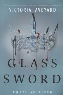 Book cover of Glass sword