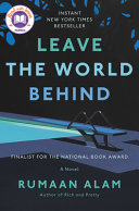 Book cover of Leave the world behind : a novel