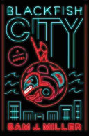 Book cover of Blackfish City