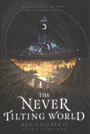 Book cover of The never tilting world