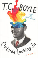 Book cover of Outside looking in : a novel