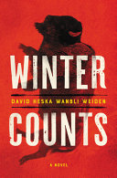 Book cover of Winter counts : a novel
