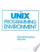 The UNIX programminng environment