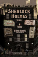 Book cover of Sherlock Holmes: the novels