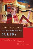 Book cover of The Oxford book of Latin American poetry : a bilingual anthology