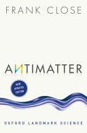 Book cover of Antimatter