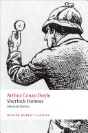 Book cover of Sherlock Holmes : selected stories