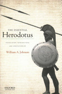 Book cover of The essential Herodotus