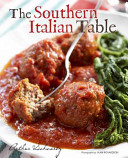 Book cover of The Southern Italian table