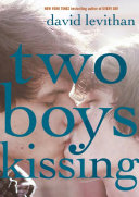 Book cover of Two boys kissing