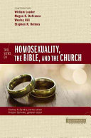 Book cover of Two views on homosexuality, the Bible, and the Church