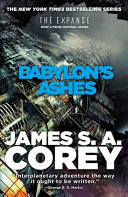 Book cover of Babylon's ashes