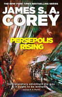 Book cover of Persepolis rising
