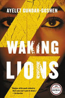 Book cover of Waking lions