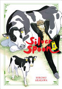Book cover of Silver Spoon