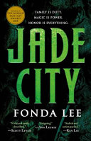 Book cover of Jade city