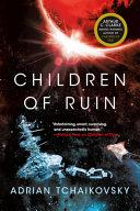 Book cover of Children of ruin
