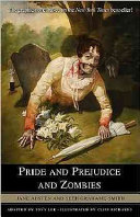 Book cover of Pride and prejudice and zombies : the graphic novel